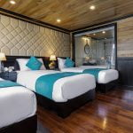 Family Suite Cabin of Serenity Cruises