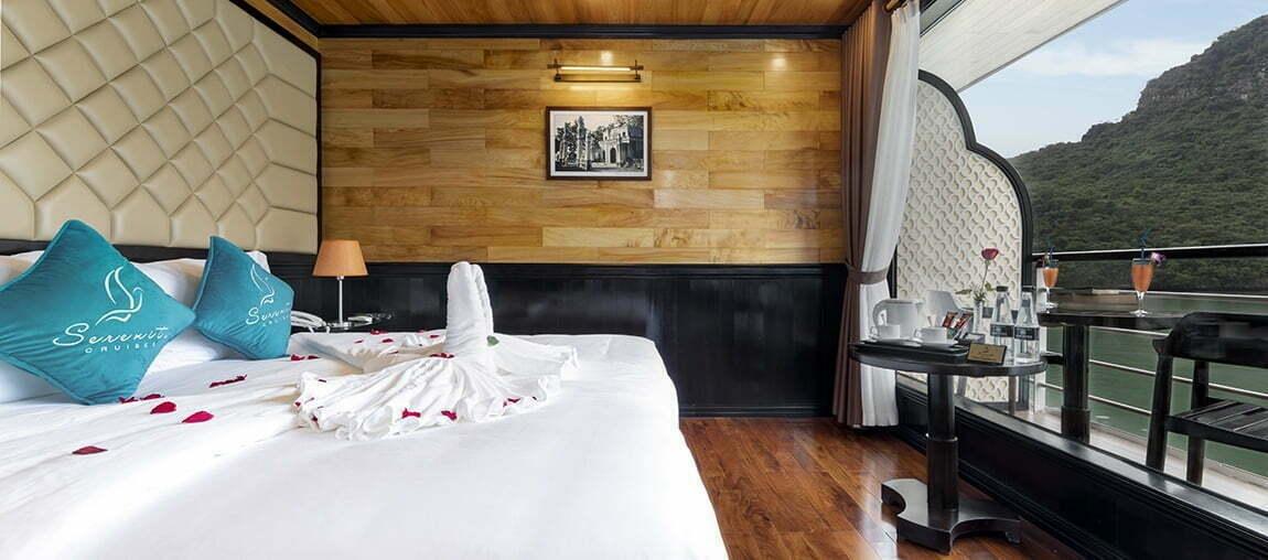 Senior Suite Cabin - Serenity Cruises