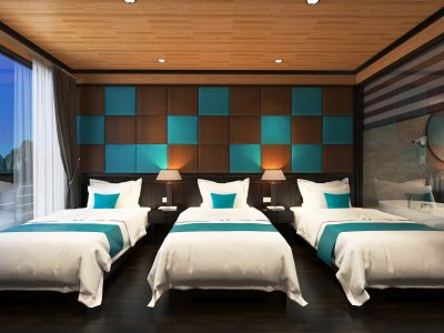HALONG SERENITY CRUISES - FAMILY SUITE CABIN