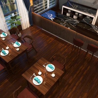 HALONG SERENITY CRUISES - Restaurant