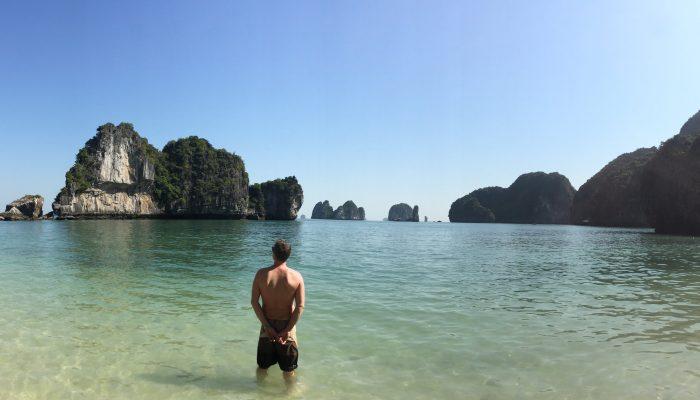 Lan Ha Bay - Halong Bay day trip