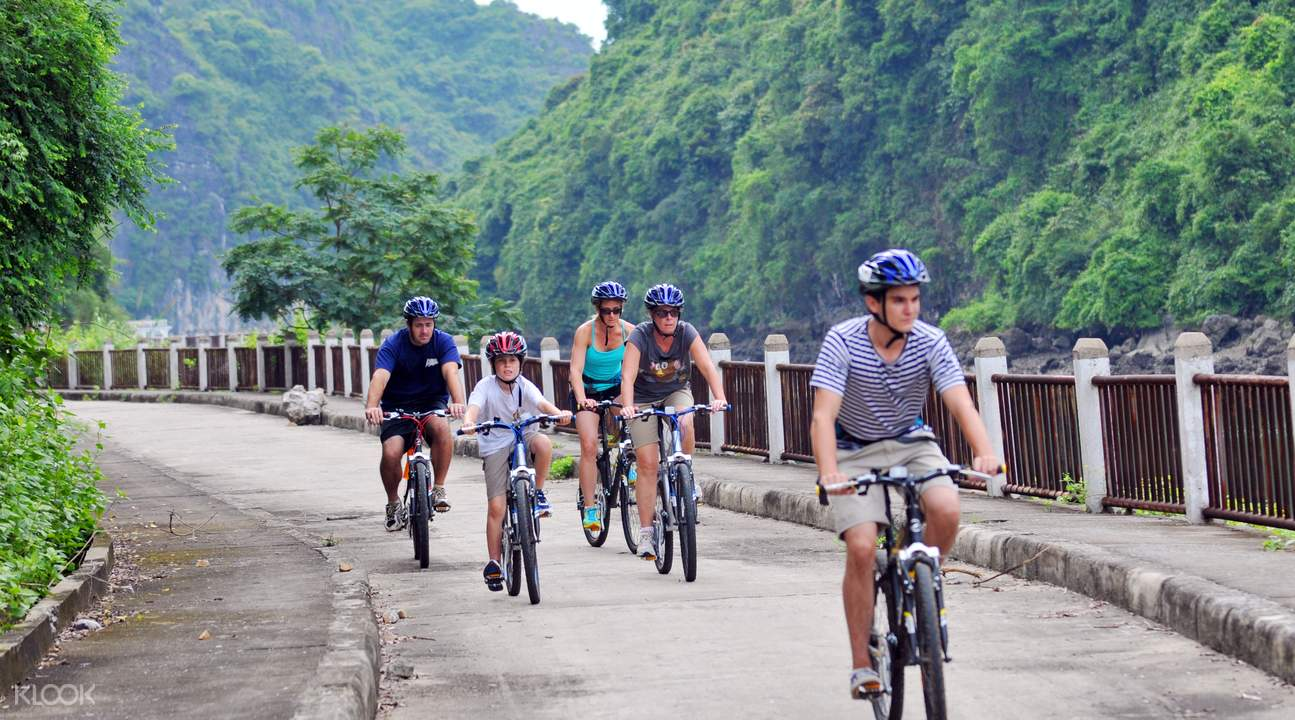 what to do in cat ba island