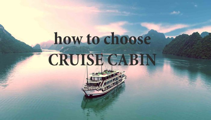 how to choose cabin