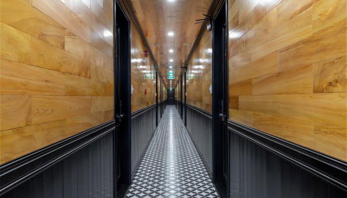 Halong Serenity Cruises hallway