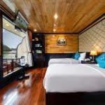 Junior Suite Cabin Halong Serenity Cruises