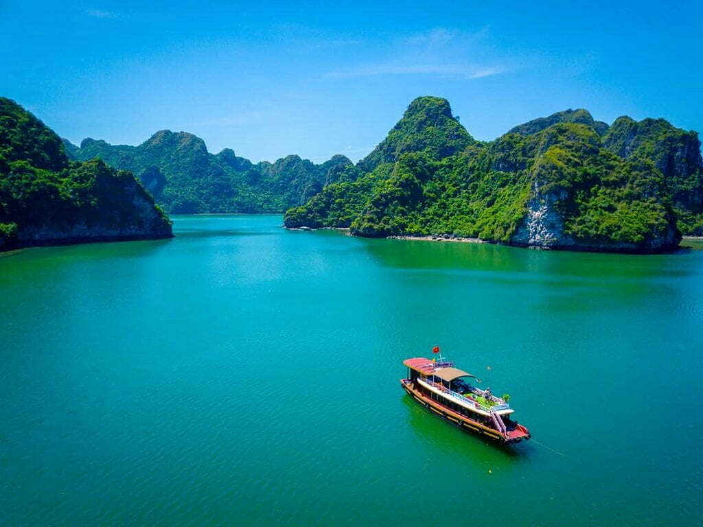Lan Ha Bay Cruises day Tour