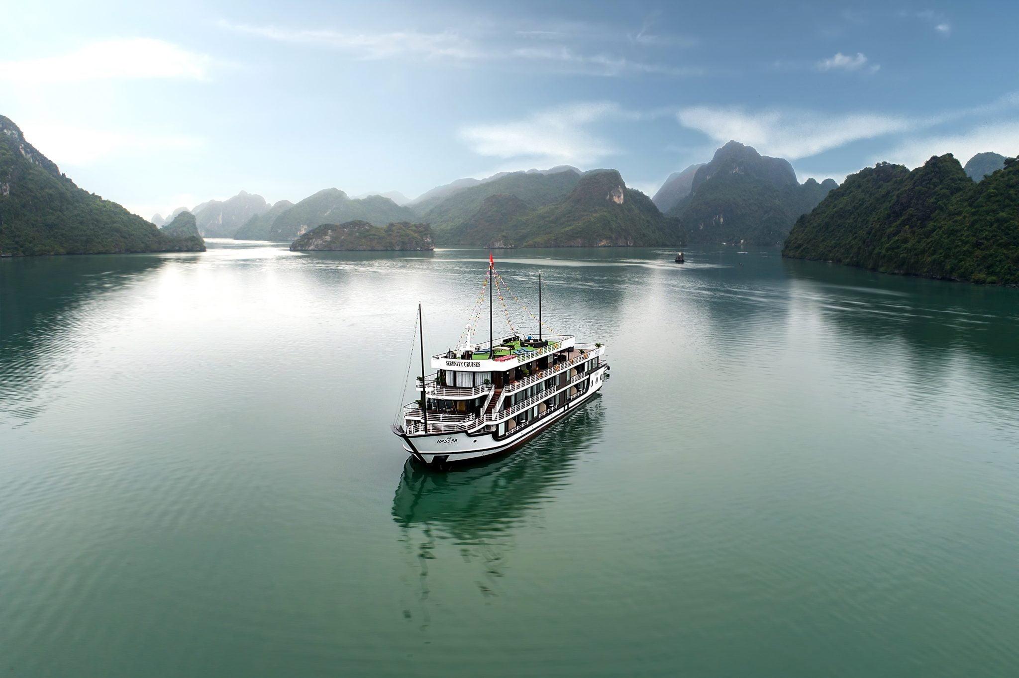 Serenity Cruises Lan Ha Bay