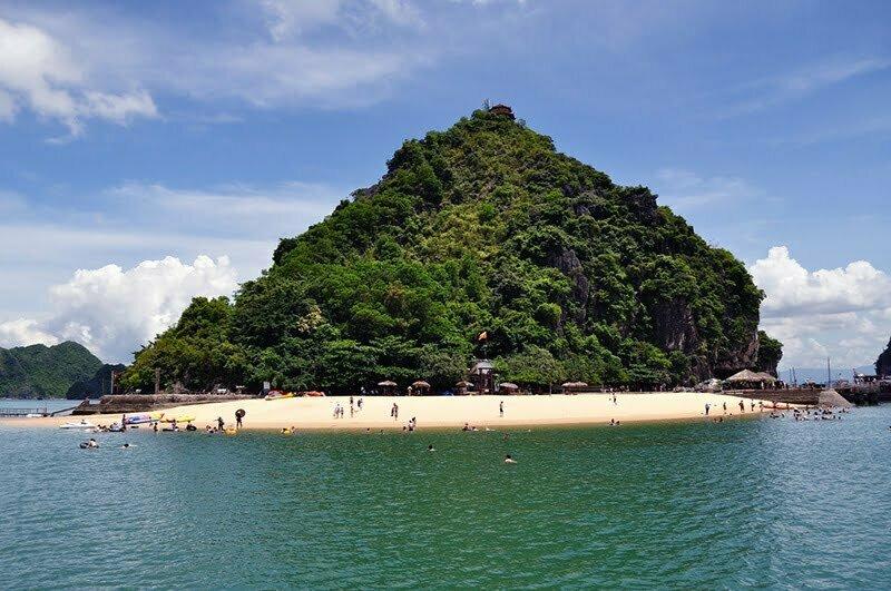 Đảo Titop Hạ Long