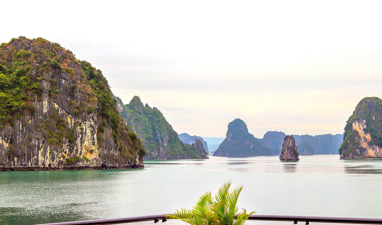Serenity Cruises - Vịnh Lan Hạ - Vịnh Hạ Long