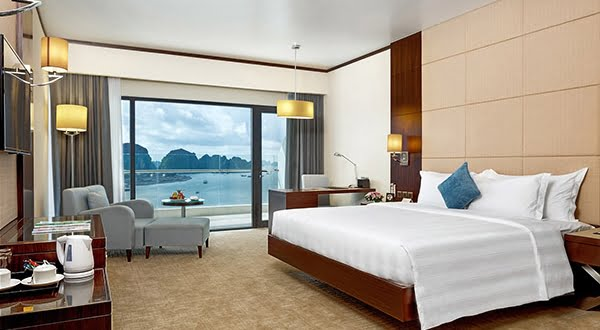 Khách Sạn Wyndham Legend Halong