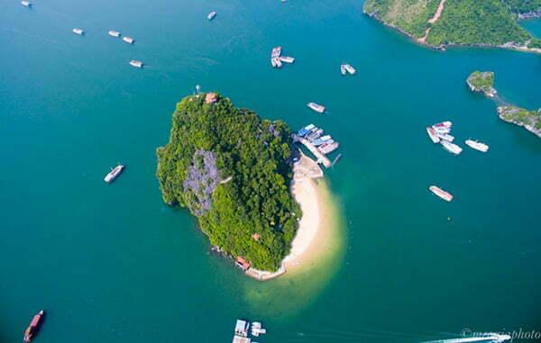 Đảo TiTop Hạ Long | Du thuyền Serenity Cruises