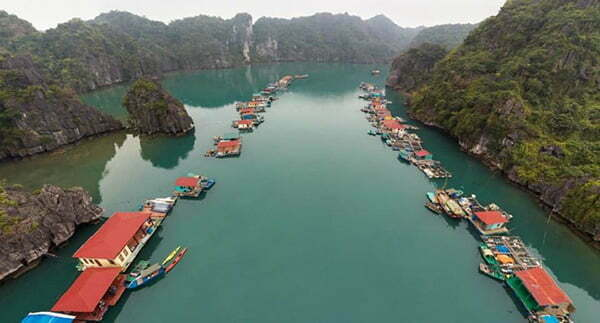 Overview Cửa Vạn Hạ Long
